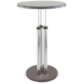 Riviera cafébord, h. 73,5 x Ø. 80 cm, sort