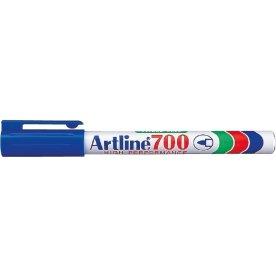 Artline EK700 permanent marker, blå