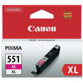 Canon CLI-551XL M Blækpatron, Rød, 11 ml