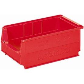 Systembox 3 Z, (DxBxH) 350x210x145, Rød