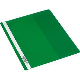 Bantex tilbudsmappe, A4, med lomme, grøn