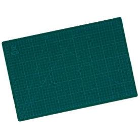 Skæremåtte 22 x 30cm, 3mm, grøn