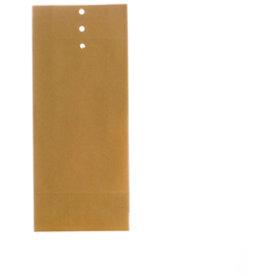 Bong Prøvepose 100 x 235 x 40mm, brun
