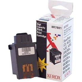 XEROX 8R7881, blæk, sort org.