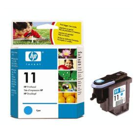 HP nr.11/C4811A printhoved, blå, 24000s