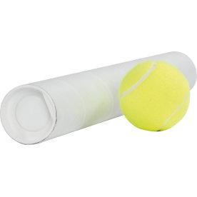 Paprør med låg, Ø60 x 1,5 x 550 mm