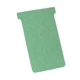 Kort til vægplanner 100 stk, grøn