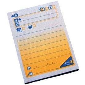 Post-it telefonbesked, lille, 102 x 74.5mm