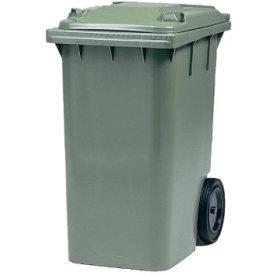 Affaldsvogn 360 l, Grøn