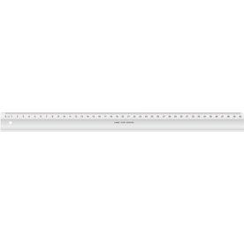 Linex lineal 1040M, plast 40 cm