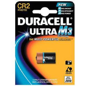 Duracell str. CR2 Ultra CR2-B1 batteri