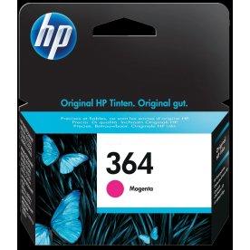 HP nr.364/CB319EE blækpatron, rød, 300s