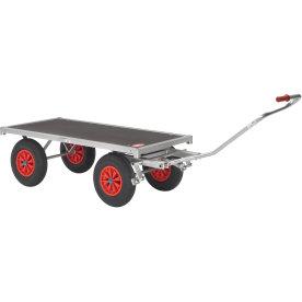 Transportvogn Silver MINI, 1500x700, 750 kg