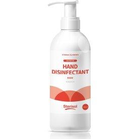 Sterisol hånddesinfektion 87%, 500ml, med pumpe