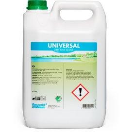 Respekt Universalrengøring u/farve og duft, 5 L