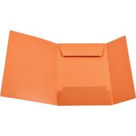 DKF Kartonmappe nr. 125, A4, orange