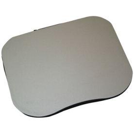 LapTray computerbakke m/pude grå, 48 x 38cm