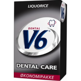 V6 Liquorice, økonomipakke