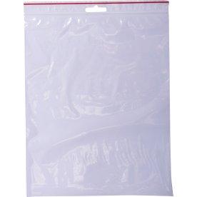 Lynlåspose uden skrivefelt 200x250mm, 1000stk