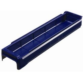 Arca systembox, (LxBxH) 500x115x62 mm, 2,3 L, Blå