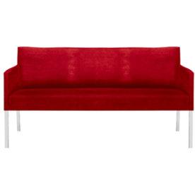 Florence 3 pers. sofa rød