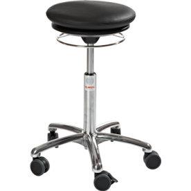 CL Pilates Air Seat, sort, kunstlæder, 52-71