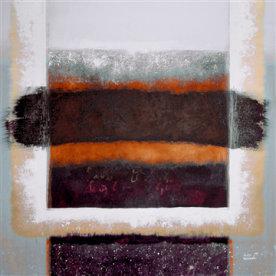 Maleri 70x70 cm, VOL541