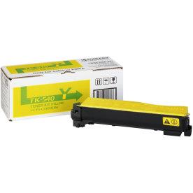 Kyocera TK-540Y/0T2HLAEU lasertoner, gul, 4000s