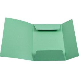 DKF Kartonmappe nr. 125, A4, grøn