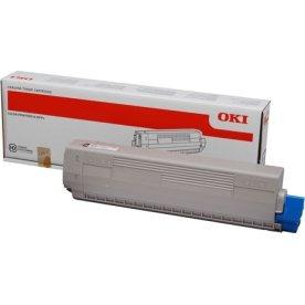 OKI 44844616 lasertoner, sort, 7000s.