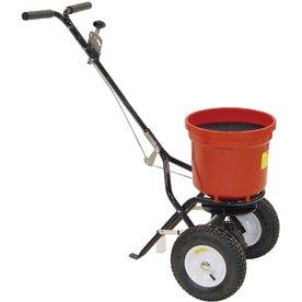 Saltspreder/Gødningsspreder 22 liter Luftgummihjul
