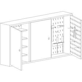 Værktøjsskab model 4, 60x120x20, Blå