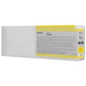 Epson T6364 Blækpatron Gul, 700 ml