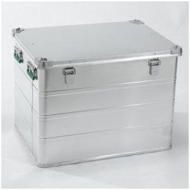 Transportkasse ALU 216 liter, 80x60x60 cm