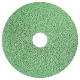 "Nilfisk Eco Pads 17"", grøn, 5 stk."