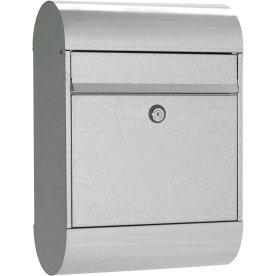 Allux 6000 Postkasse, galvaniseret