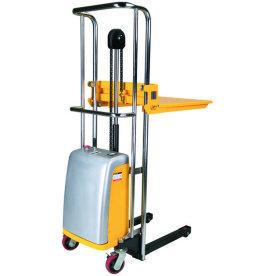Mini-stabler m/elektrisk løft, 85-1500 mm, 400 kg