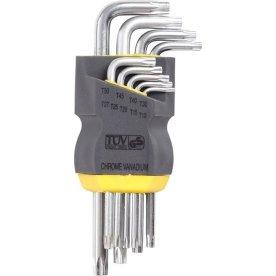 Probuilder torx m/ hul, t10-t50
