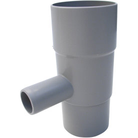 Grouw nedløbsventil t/regnvandsbeholder