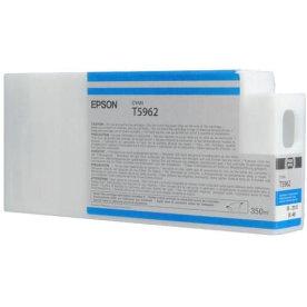 Epson C13T596200 blækpatron, blå, 350ml