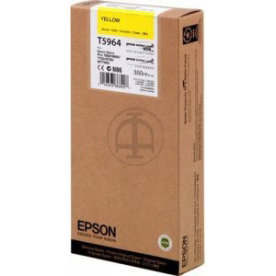 Epson C13T596400 blækpatron, gul, 350ml