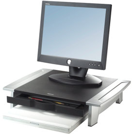 Fellowes monitor stander