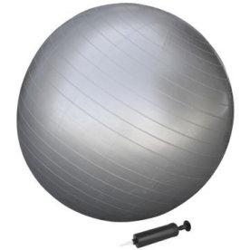 Fitnessbold & pumpe, 65 cm