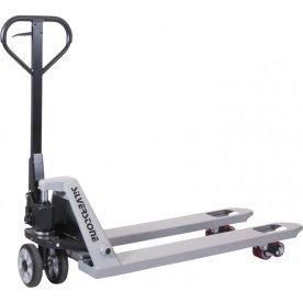 Palleløfter 915x530 mm, Quick lift, Boggie nylon