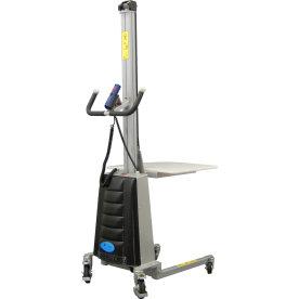 Mini-stabler m/elektrisk løft, 130-1700mm, 100 kg
