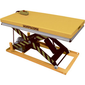 Silverstone el-løftebord, 2000 kg, 210-1050 mm
