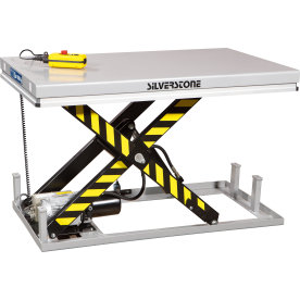 Silverstone  el-løftebord, 1000 kg, 205-990 mm