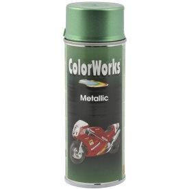ColorWorks hobbyspray, metallic grøn