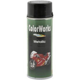ColorWorks hobbyspray, metallic sort