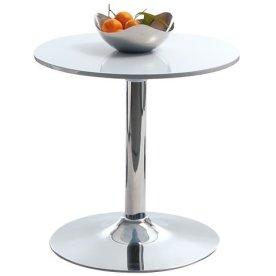 Prato Loungebord Ø 60 cm hvid